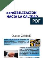 SENSIBILIZACION HACIA LA CALIDAD.ppt