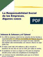Curso en La Responsabilidad Social de Las Empresas. Algunos Casos