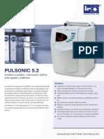 manual de pulsonic 5