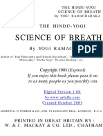The Hindu-Yogi Science of Breath - William Walker Atkinson