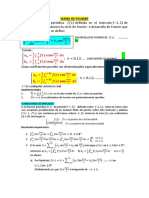 Informe de Laboratorio ... Integral de Fourier