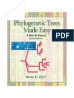 Phylogenetic Trees Made Easy a How-To Manual
