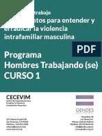 CECEVIM-curso 1