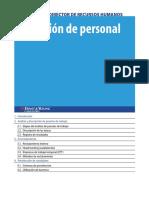 (RRHH) (Español E-Book) Manual Del Director de Recursos Humanos. Selección.pdf