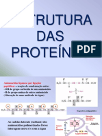 Aula 3 Estrutura Das Proteinas 2015