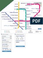 Planear a Viagem - Metropolitano de Lisboa, E.P