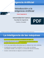 1.Introduccion a la inteligencia Artificial
