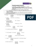 Einstufungsdeutschtest 24.01.2005