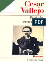 C. Vallejo [1919-1938] Poesia Completa