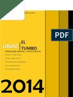 Tumbo - Fisiología