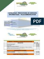 Catalogue Intelsoft Afrique 2014