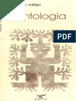 C. Vallejo [1919-1938] Antologia