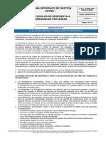 SYMA-D03.08 Protocolo de Respuesta a Emergencias