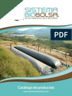 3. Catalogo Sistema Biobolsa 16