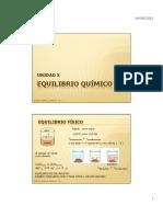 Clase 12-Equilibrio Quimico