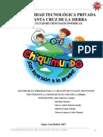 ESTUDIO DE FACTIBILIDAD PARA LA CREACIÓN DE UN SALÓN DE EVENTOS INFANTILES EN LA CIUDAD DE SANTA  - editado