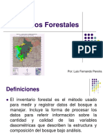 Clase 1 Generalidades Sobre Inventarios Forestales