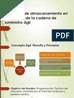 La Gestión de Almacenamiento en Un Entorno Ágil _ GRUPO 1