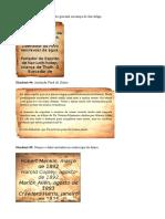 Limiar Handouts