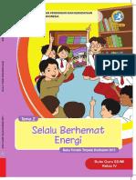 BG 4 Tema 2 Selalu Berhemat Energi