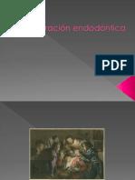 Obturación endodóntica 2001