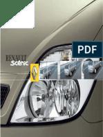 Manual Renault Scenic 1