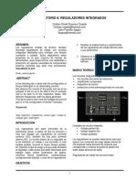 Laboratorio Reguladores de Voltaje