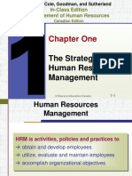 Dessler human resource management Chapter 1