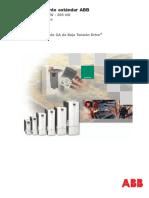 ACS550 Technical catalogue (ES).pdf