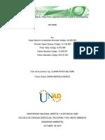 Informe Laboratorio Quimica Inorgánica.