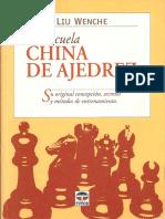 Wenche, Liu - La Escuela China de Ajedrez -2002 E Tutor.pdf-1.pdf