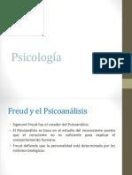 Freud y El Psicoanc3a1lisis