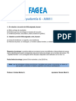Práctica 6 AIMI I