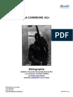 Bibliographie Commune 1871 2010