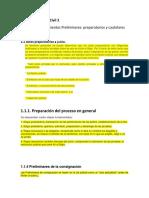 Resumen Para Primer Parcial procesal civil