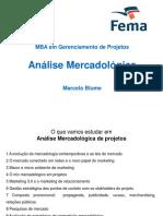 Análise Mercadológica_MBA Ger Projetos FAHOR 2017
