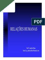 RELACOES HUMANAS Somente Leitura Modo de Compatibilidade 20110331190104