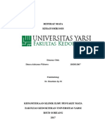Referat Keratomikosis Dimas