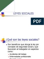 Leyes-Sociales