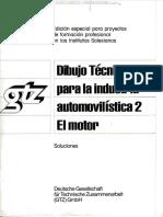 Manual Dibujo Tecnico Mecanica Automotriz Automovil Partes Componentes Graficos Ingenieria Motor Sistemas Mecanismo
