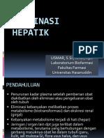 10 ELIMINASI HEPATIK