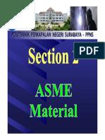 2. Material 1