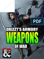 Dr Izz Ts Armory Weapons of War Preview