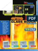 Lexington Glass Block Fire Rated Glass Blocks