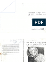 [Mariano Perero] Historia e Historias de Matemáticas