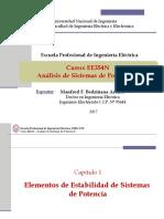 EE354 - Clase 2T1 - Generadores Síncronos 2017-II