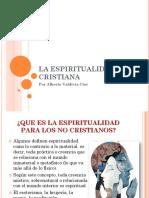 La Espiritualidad Cristiana