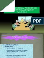 Evalauasi Program P3PL 2012 Akhir