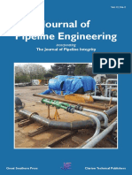 Journal Pipeline Engineering 2013