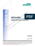 SPCA1528A-Sunplus